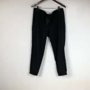 Joe Fresh Pants - Joe Fresh  Black Pants Size Large